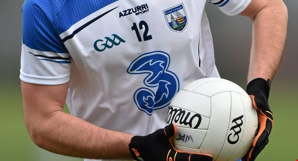 Disappointment for Waterford Footballers in league