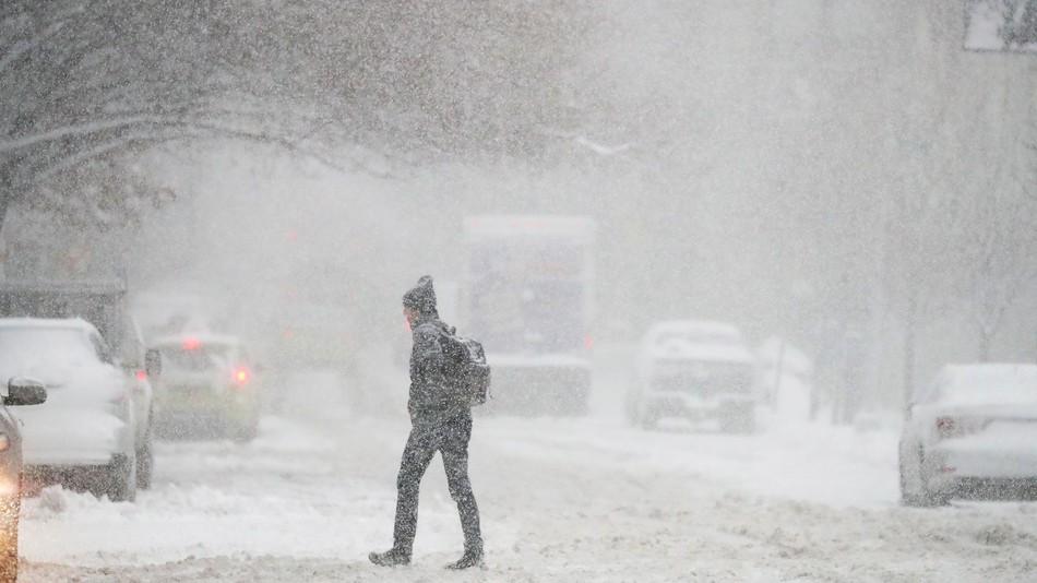 BREAKING: Met Eireann has upgraded weather warning in Waterford from orange to red