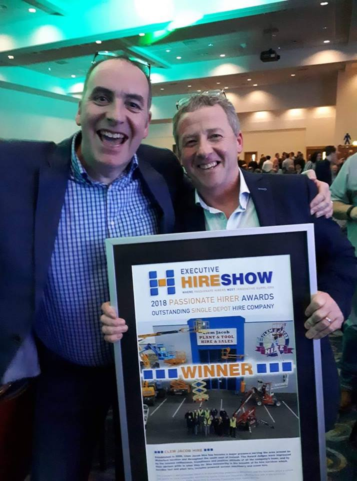 Listen: Clem Jacob joins Ollie and Mary to discuss the big prize the company won overnight