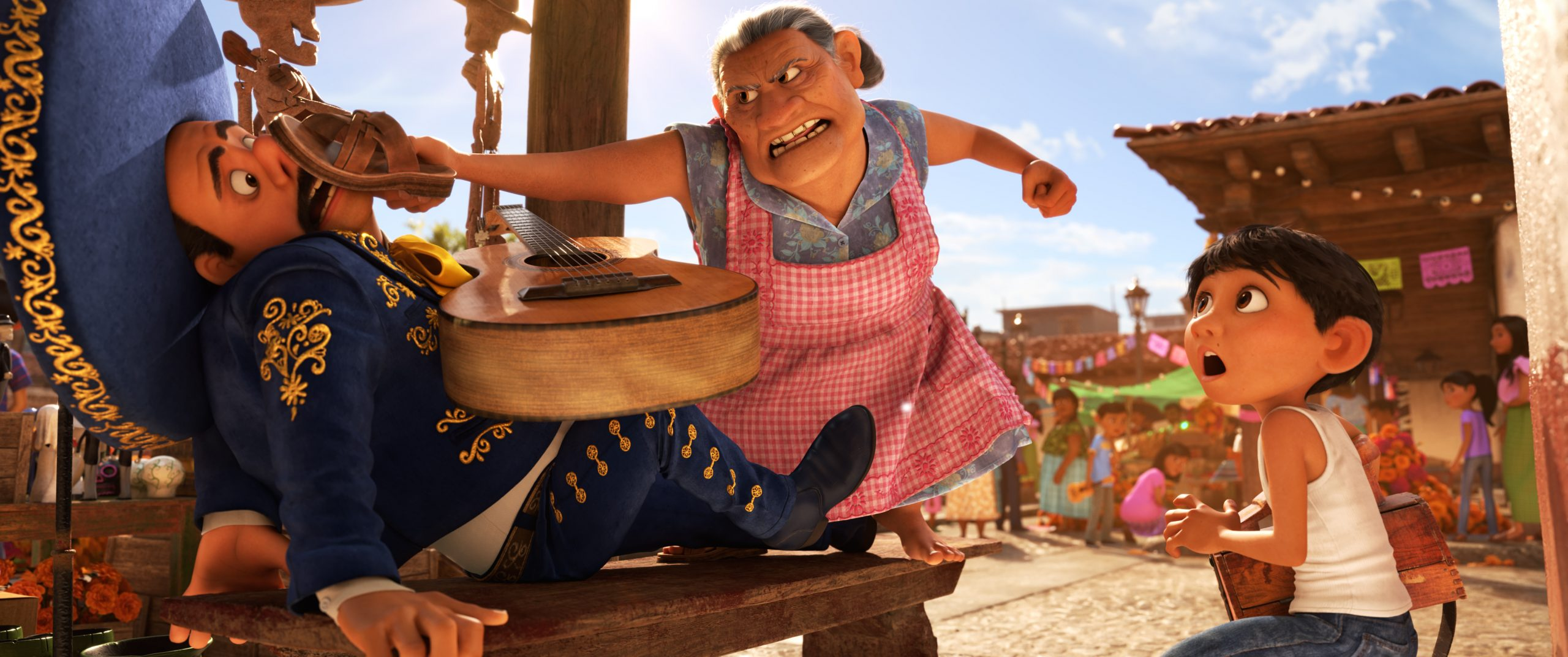 """Fans of animation will probably love """"Coco"""" - have a listen to Maria's review on The Big Breakfast Blaa"""