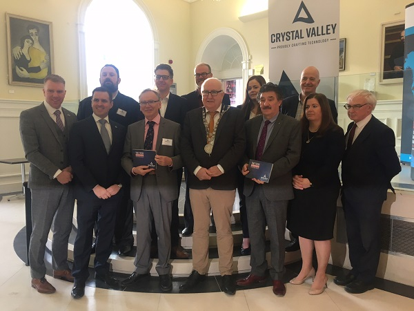 Crystal Valley Tech launched to make the South East a global player in the Digital World