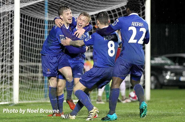 Waterford secure victory over Derry City in first top-flight game since 2007