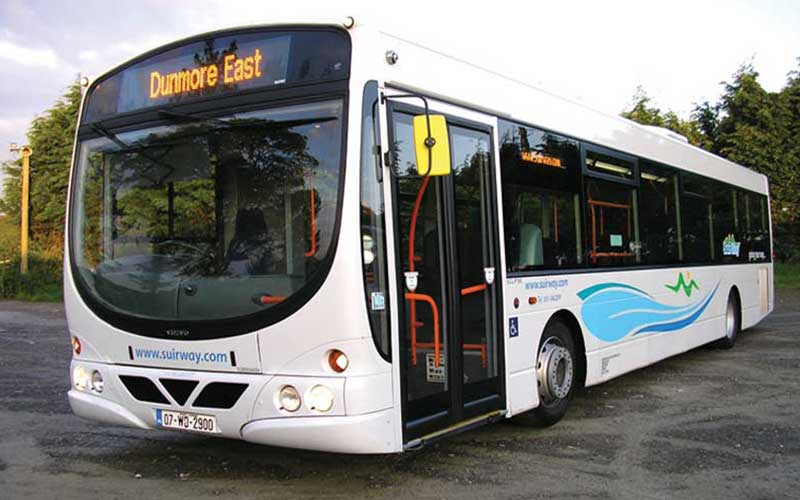 Suirway bus services further cancellations