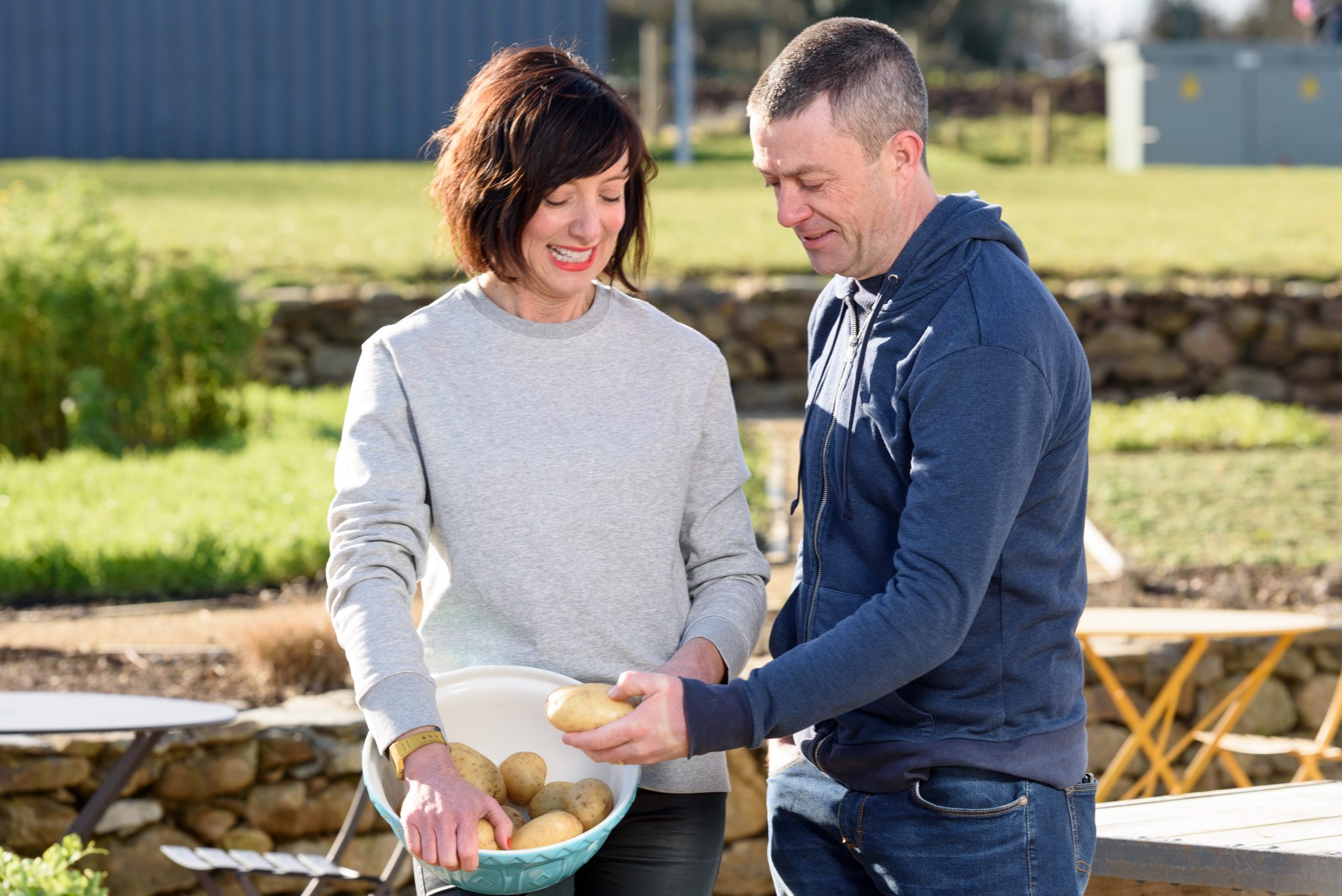 New RTÉ series 'GROW COOK EAT' visits Grantstown Nurseries in Waterford for next show