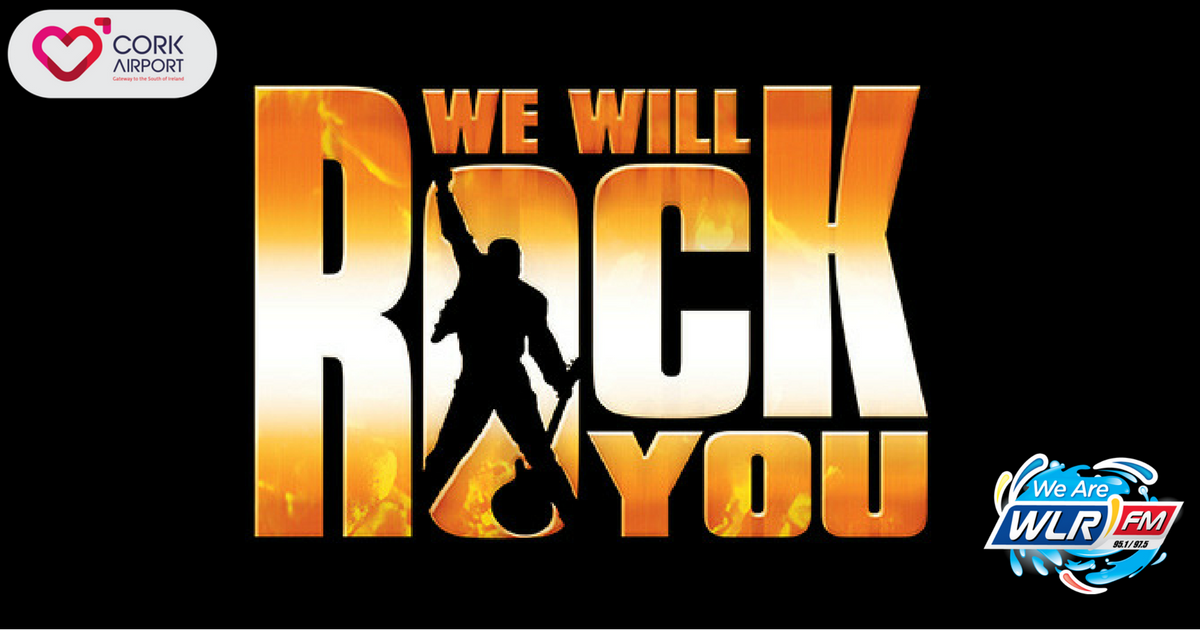 Listen: Geoff chats with some of the cast of We Will Rock You in Waterford