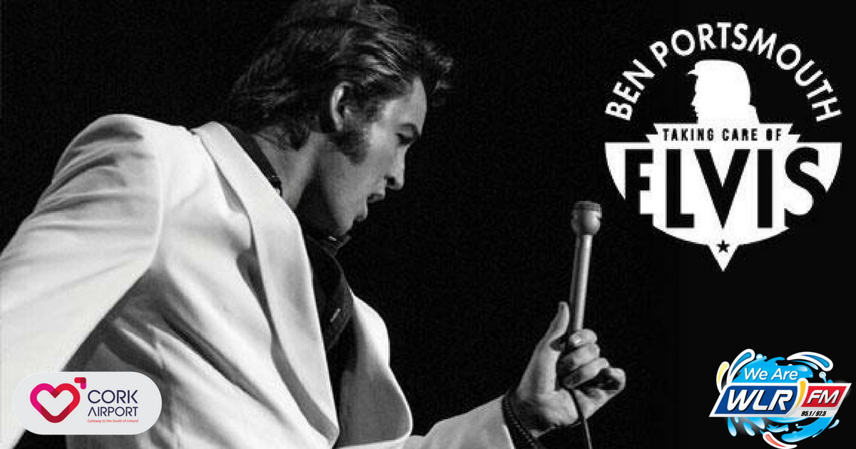 Listen: Aoibhin chats to Ben Portsmouth, one of the best Elvis tribute acts in the world about upcoming show