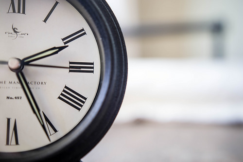 DON'T FORGET: The clocks go forward this Sunday morning