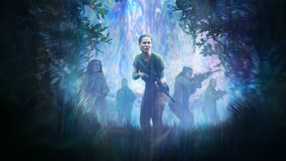 "Jenny reviewed the science fiction horror movie ""Annihilation"""