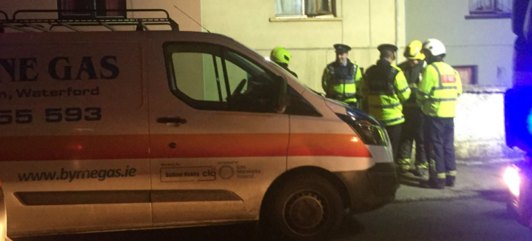 Man dies in Waterford from suspected case of carbon monoxide poisoning