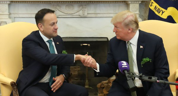 Donald Trump may visit Ireland in 2019