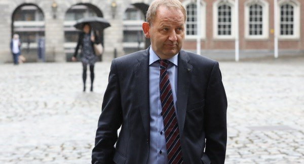 LISTEN BACK: Alan Kelly speaking about issues arising from the disclosures tribunal investigating Maurice McCabe allegations
