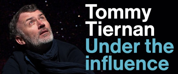 Tommy Tiernan - Under The Influence at The Theatre Royal