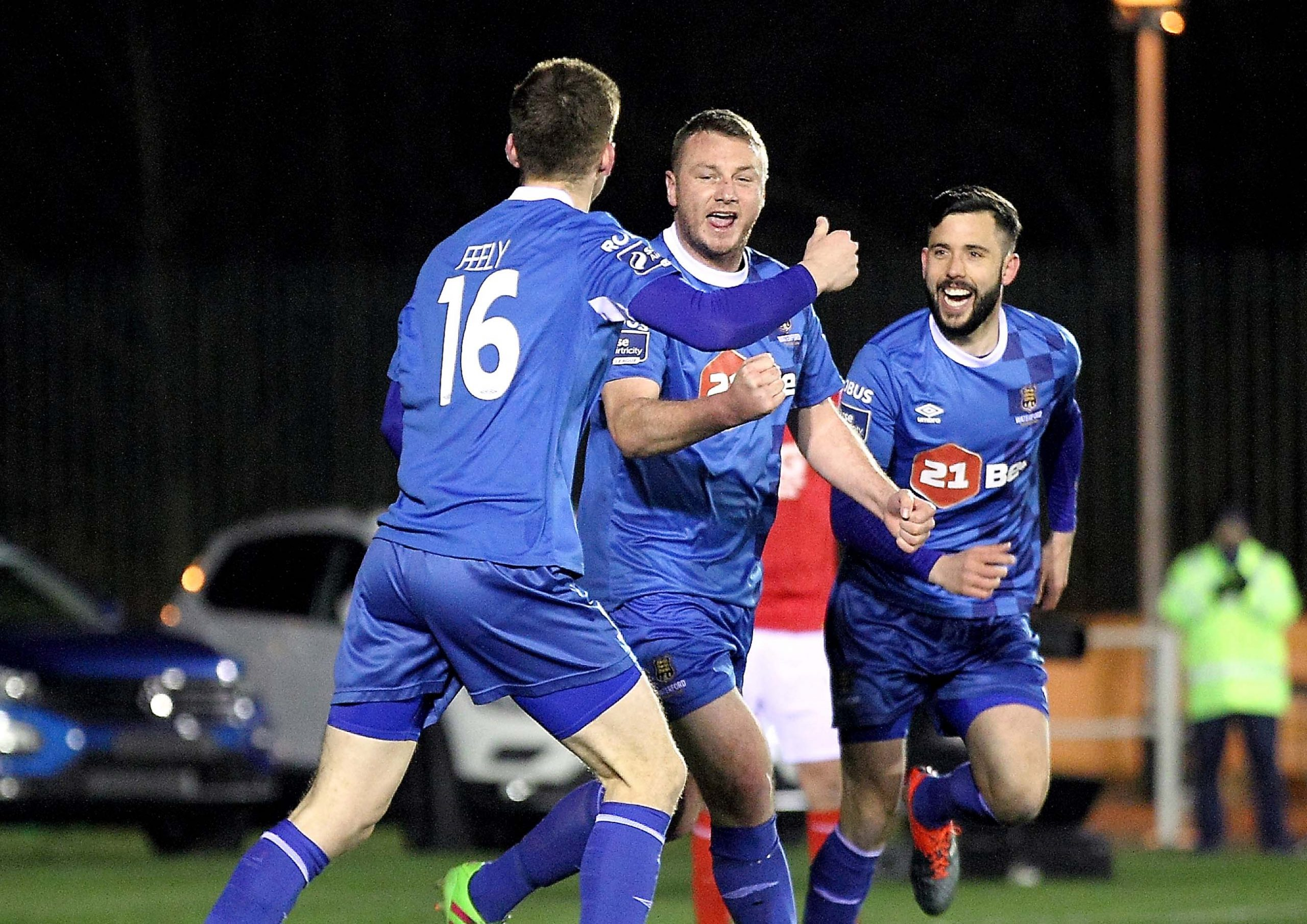 Waterford FC face Bohemians at the RSC this evening