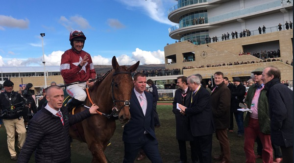 Victory for Waterford's Henry de Bromhead at Cheltenham