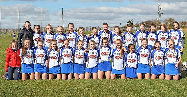 Defeat for Waterford in the Minor Camogie Championship