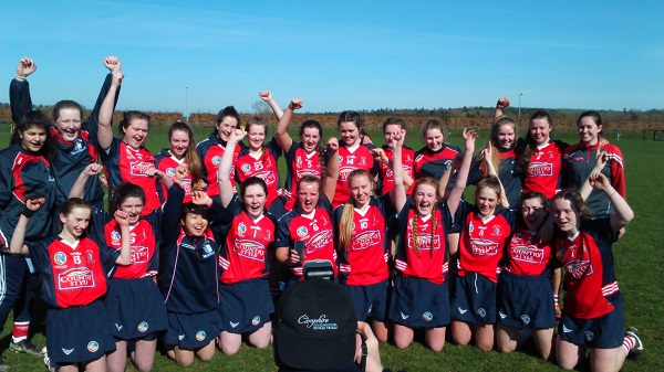 Victory for St Angela's Ursuline in Camogie Final