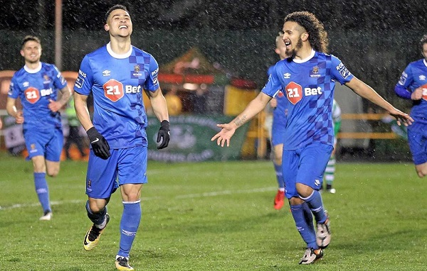 Victory for Waterford FC over Limerick