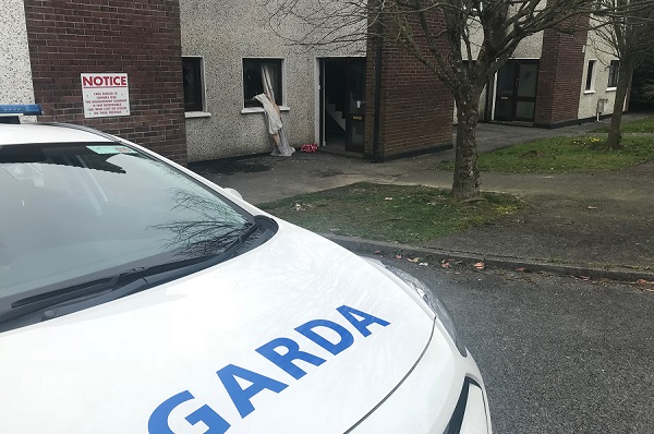 Gardai appealing for witnesses following fire in Waterford
