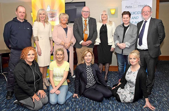 Darkness Into Light launched in Waterford