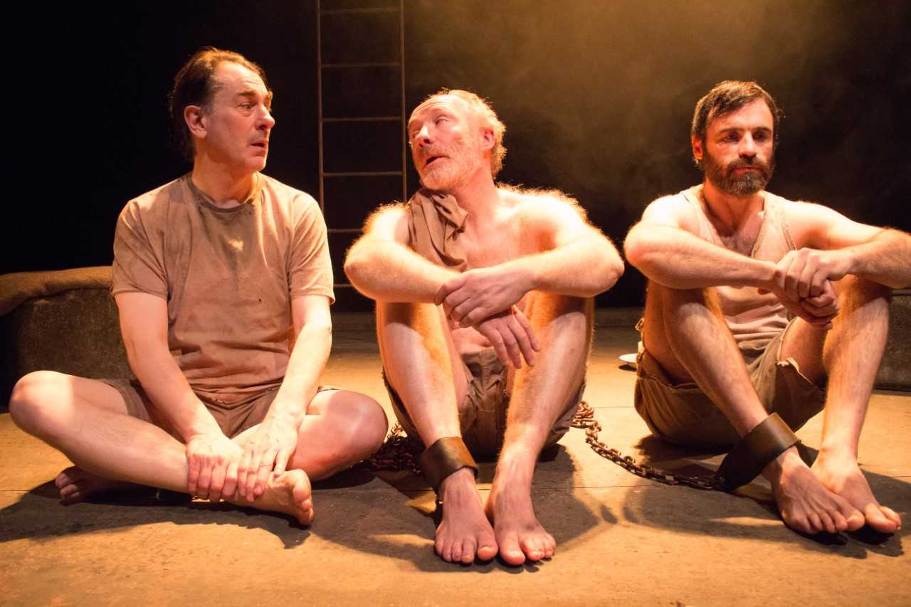 """Listen: """"Someone who'll watch over me"""" has a two night run at Garter Lane this week"""