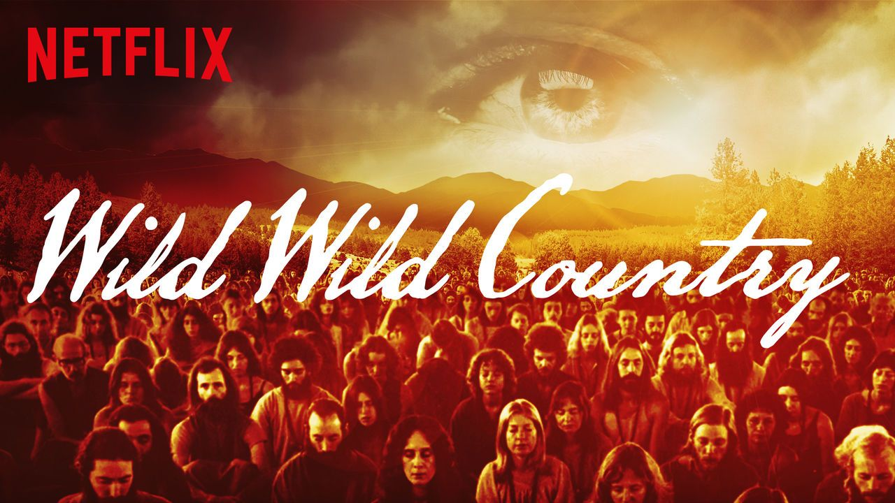 """Jenny o Connor reviews the Netflix series """"Wild Wild Country"""""""