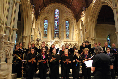 """""""Let`s All Sing"""" a night of school choirs in aid of the Mellon Educate Project April 18th"""