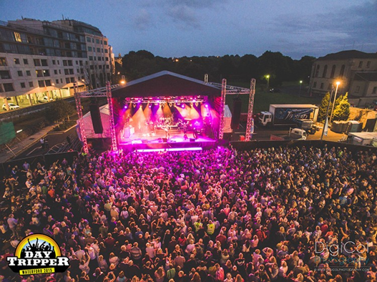 Daytripper returns to Waterford with its BEST LINE UP YET!