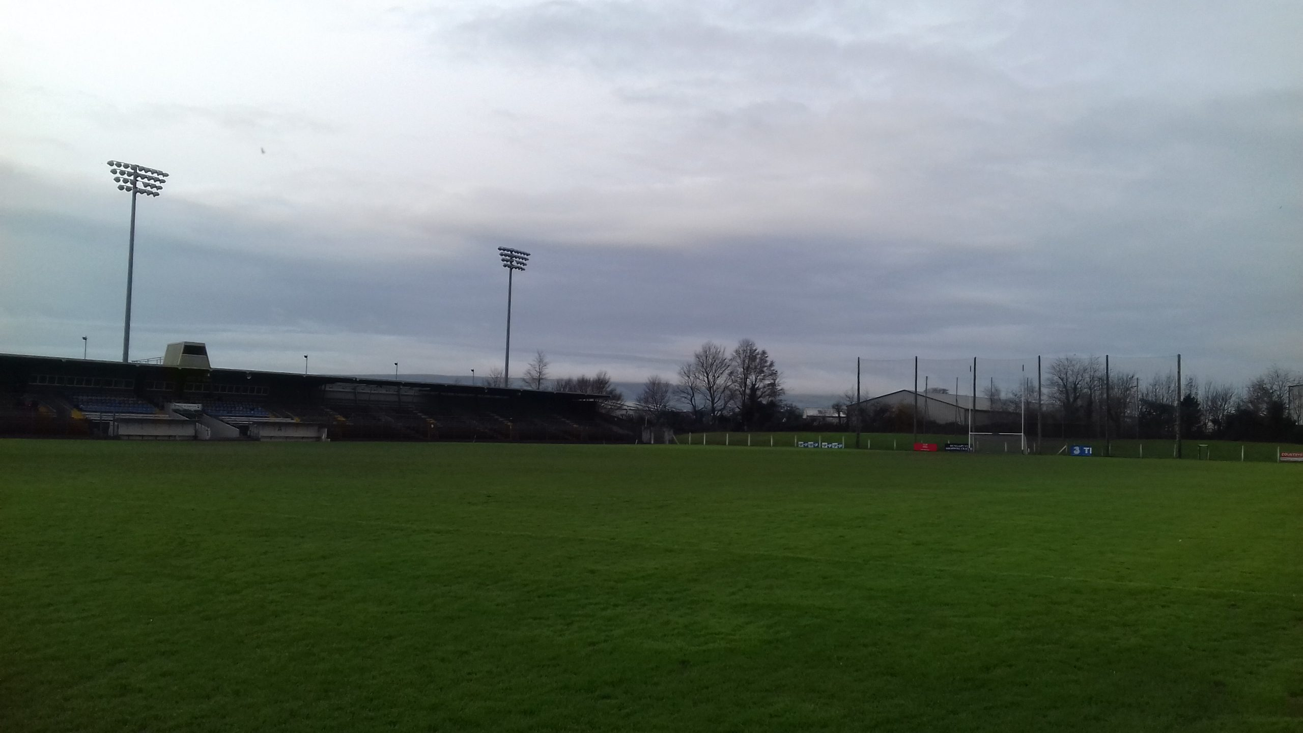 Round 2 of the Co. Senior football Championship underway shortly