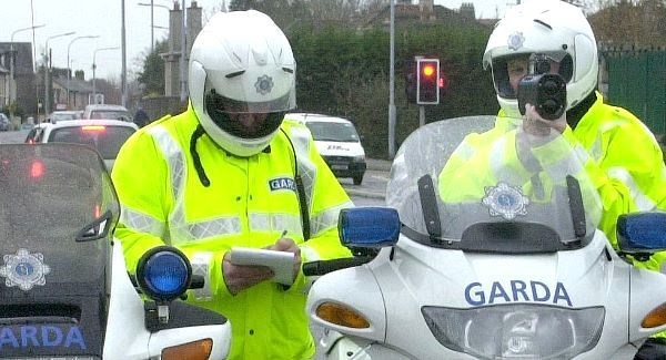 Car seized in Waterford for no tax, insurance or nct