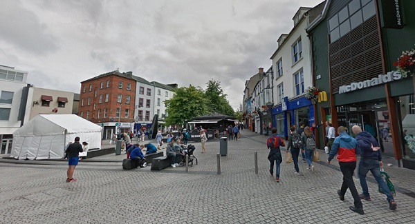 Waterford Gardaí say the number of public order offences in the City Centre has decreased since 2010