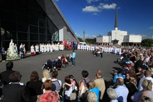 Diocese of Waterford & Lismore Knock Shrine Pilgrimage May 6th