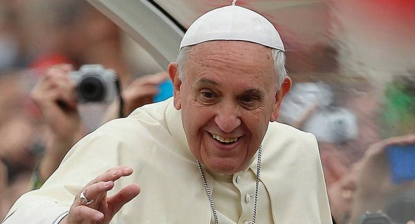 Govt to spend up to €1.2m on public address and CCTV for papal visit