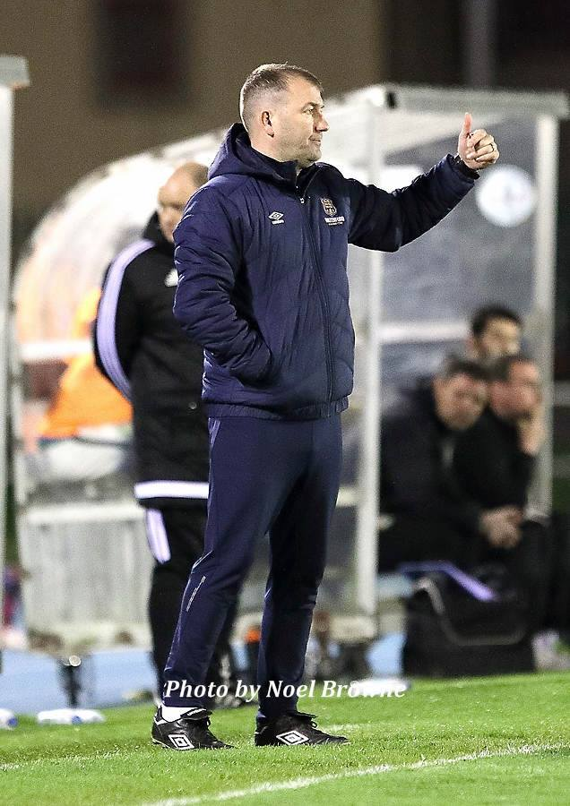 Blues hoping to maintain excellent home form as Sligo Rovers roll into town this evening