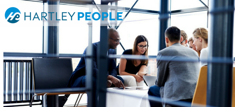 Positions available through Hartley People