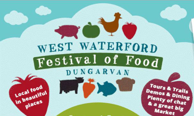 St. Mary's Church events for The West Waterford Festival of Food April 20th-22nd