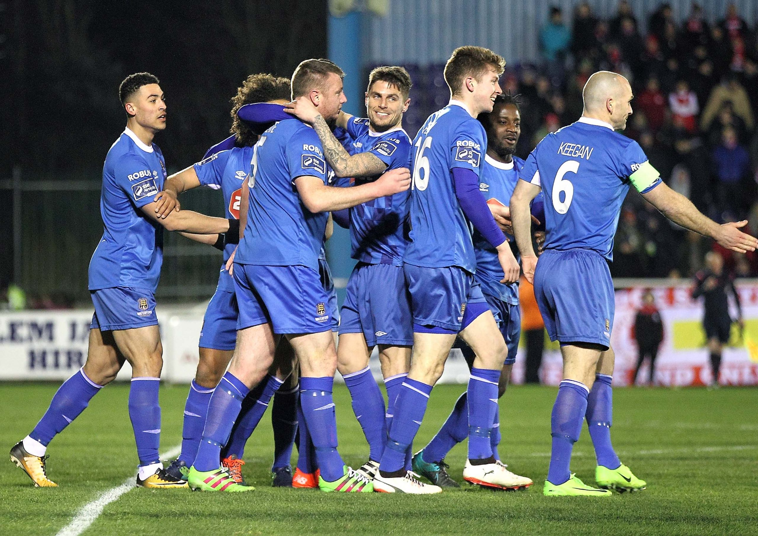 Blues hoping to return to winning ways against Bray this evening