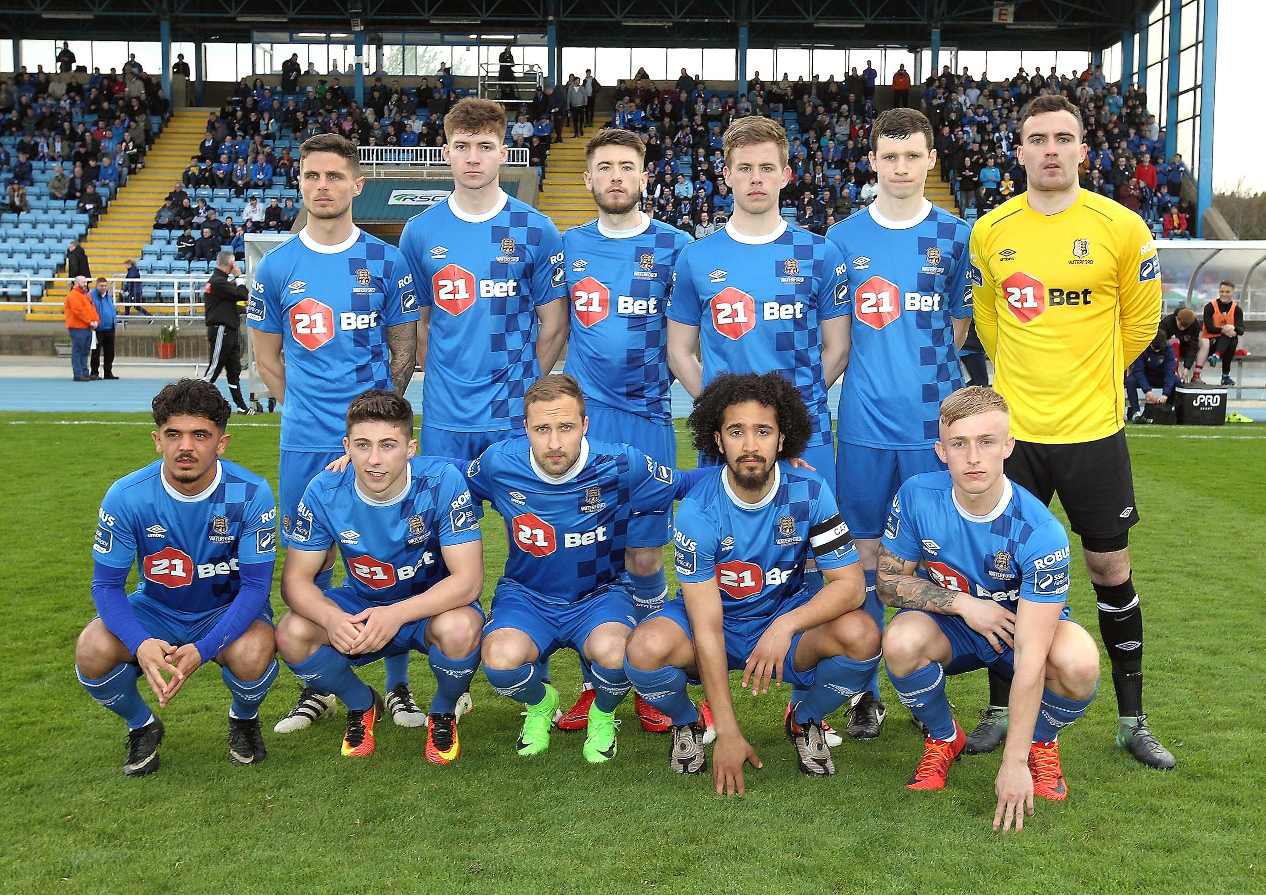 Blues hoping to get back in track away to Bohs this evening