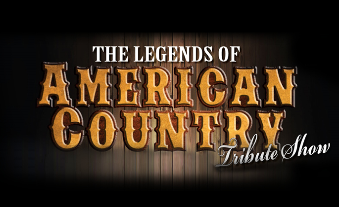 Legends of American Country at The Theatre Royal
