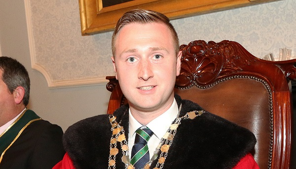 Waterford FF Councillor says he will be voting no in the referendum next month.