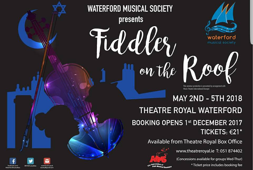 """Listen back: Hear from the cast and crew of """"Fiddler on the Roof,"""" coming to Theatre Royal next week"""