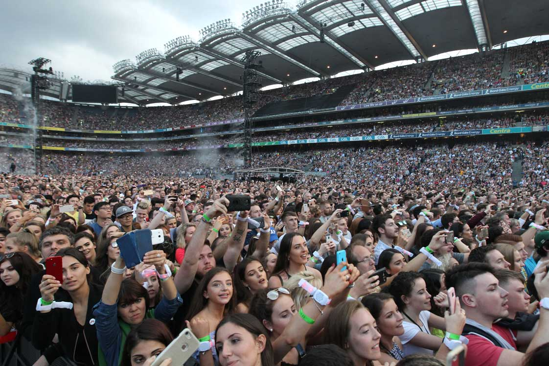 Listen back: What was the best or worst gig you were ever at? Rachael O'Shea finds out