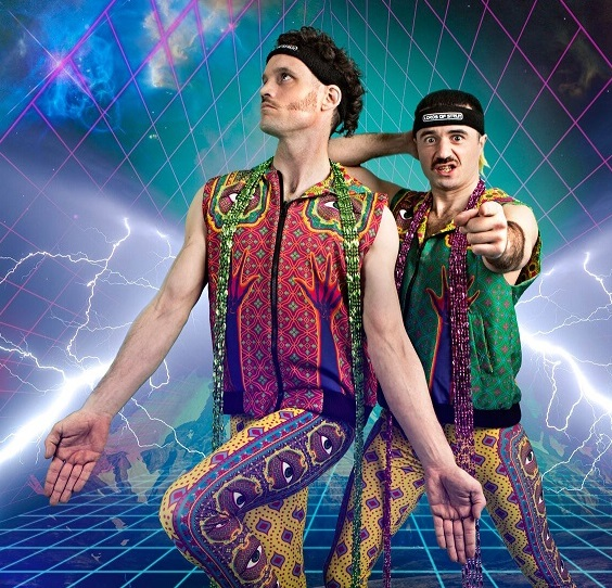 Lords of Strut: Absolute Legends at The Theatre Royal