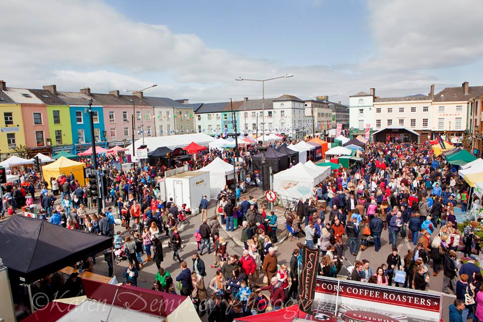 """""""Food and Arts are closely linked"""" - CEO of the West Waterford Festival of Food Caroline Senior chats """"On the Fringe"""""""