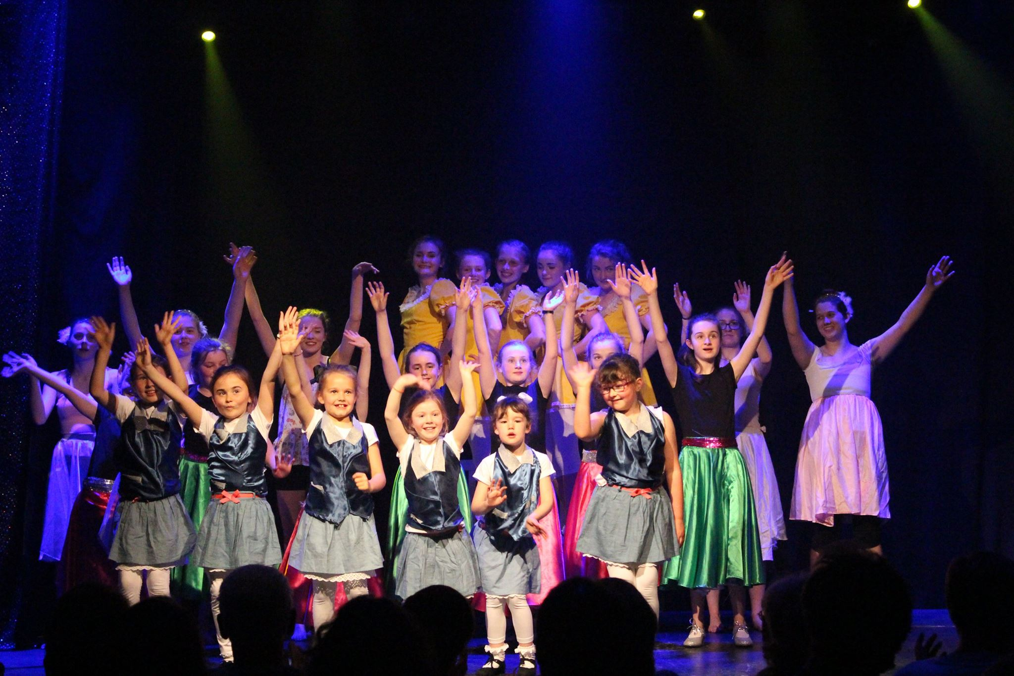 Waterford Academy of Music and Arts Showcase at The Theatre Royal