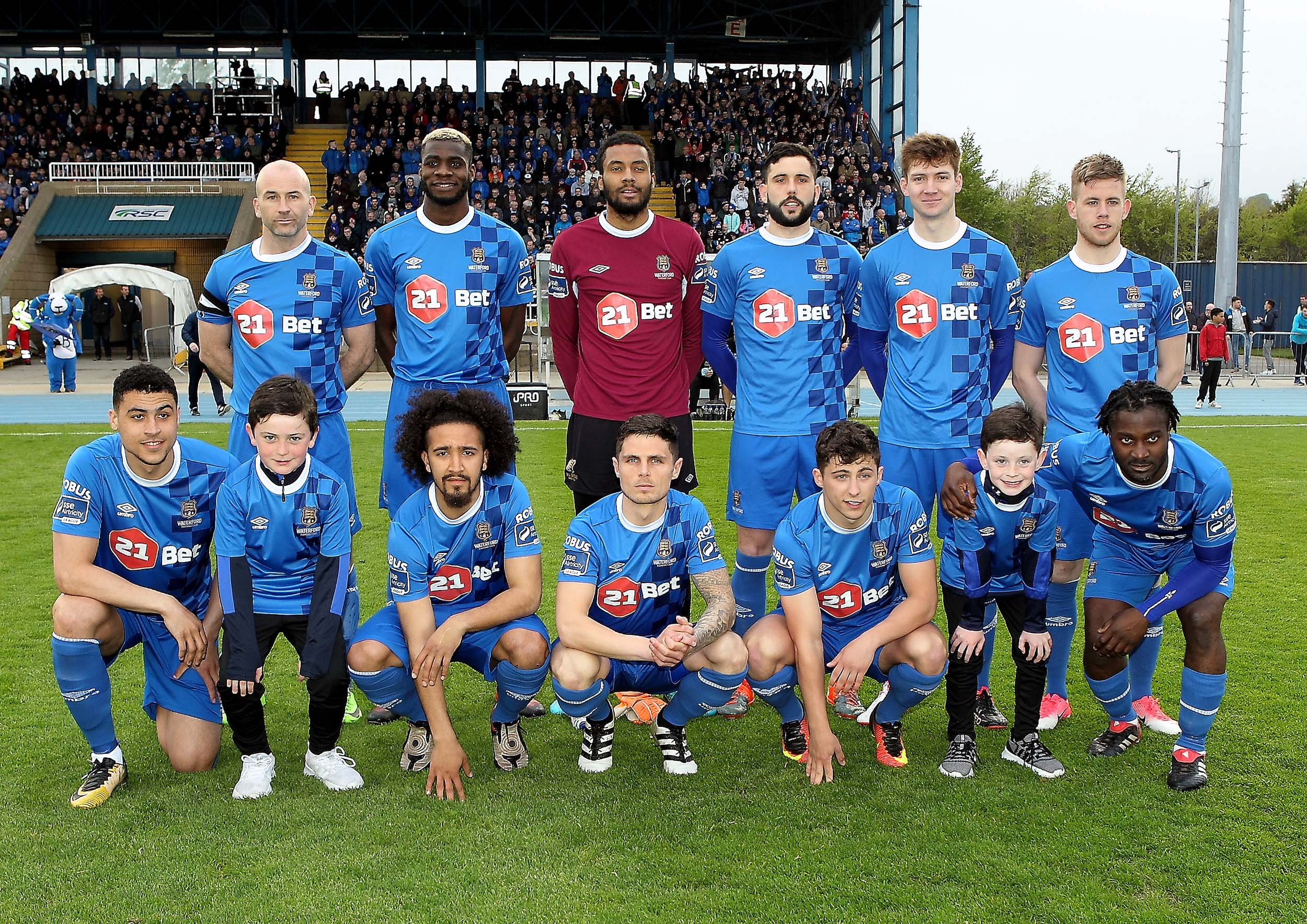 Waterford FC hoping to bounce back with a victory this evening as Limerick roll into town