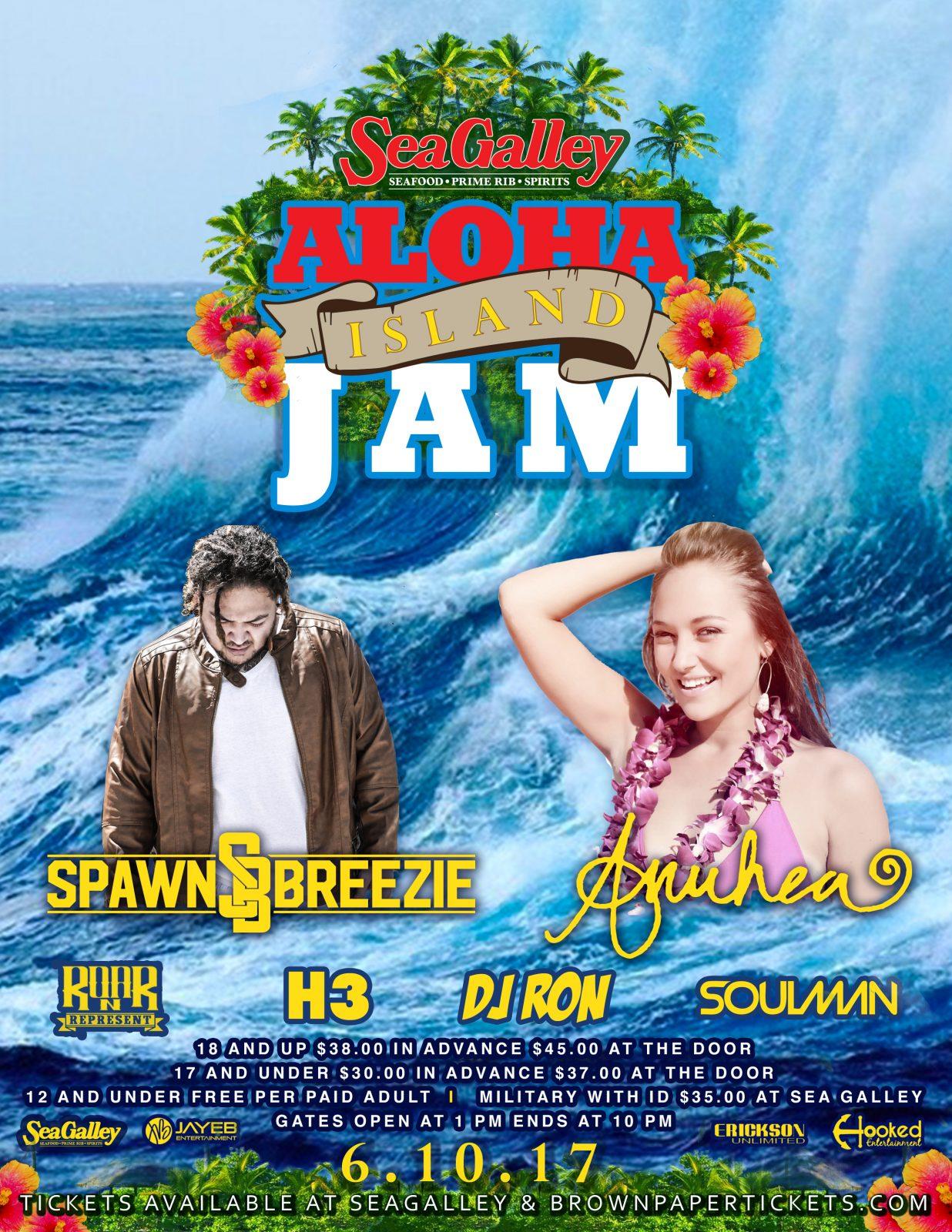 aloha-island-jam-flyer