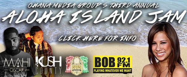 Feature: http://www.921bob.com/aloha-island-jam-2018/
