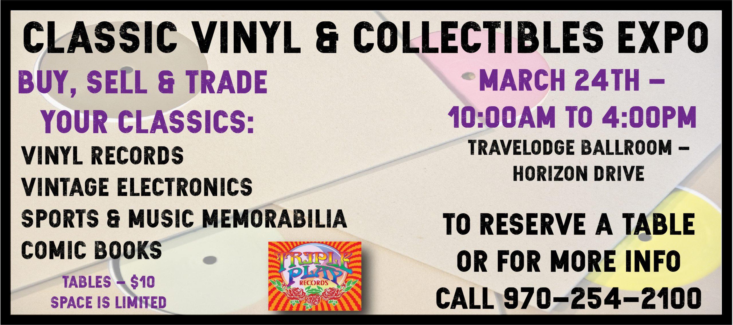 Feature: http://www.961kstr.com/classic-vinyl-collectible-expo/