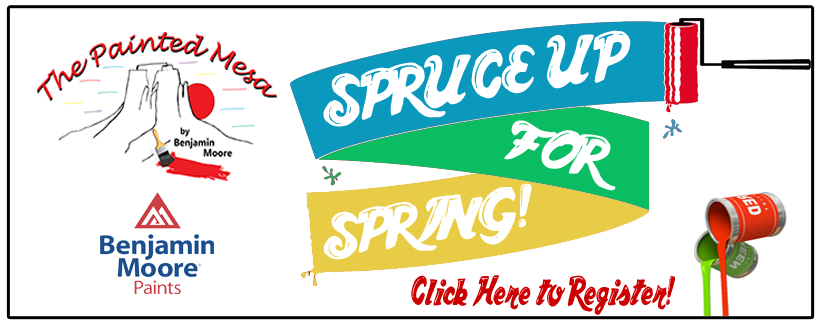 Feature: http://www.1039theplanet.com/spruce-up-for-spring/