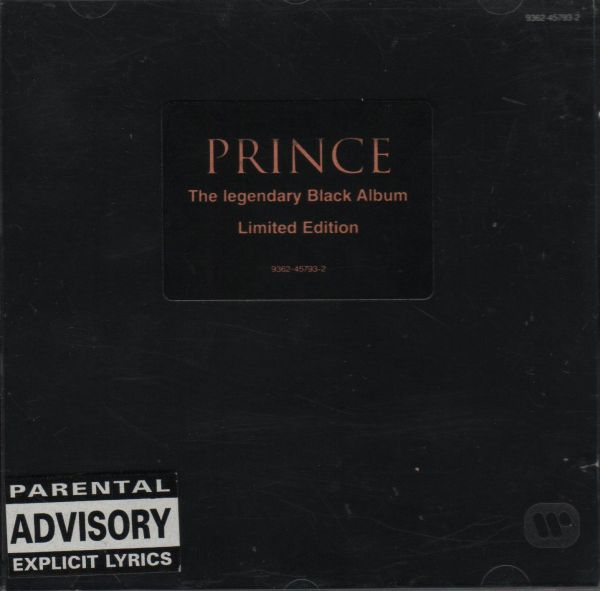 """MUSIC NEWS: Music's rarest vinyl, Prince's """"Black Album"""", resurfaces for the first time in 30 years"""